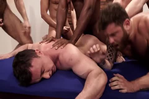 Ganged team-fucked And plowed Part 1