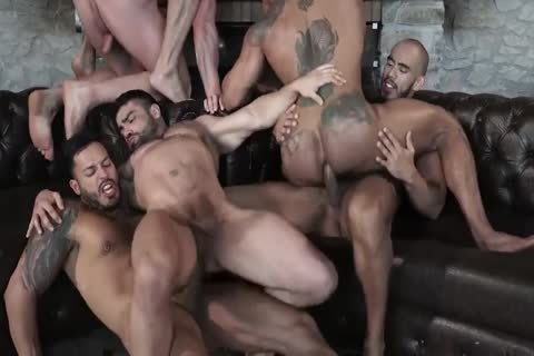 Sex-Party - Six guys Have enjoyment