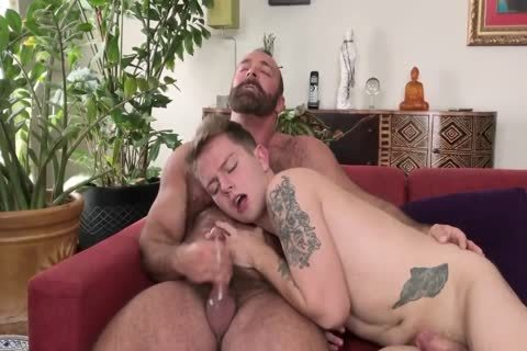 Making Daddy cum Starring  Brad Kalvo & Timothy Drake
