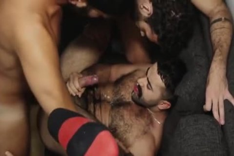 Meet For A Very lusty Threeway