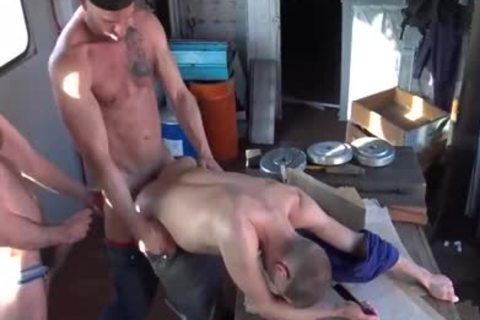 drilled And Loaded In A teach