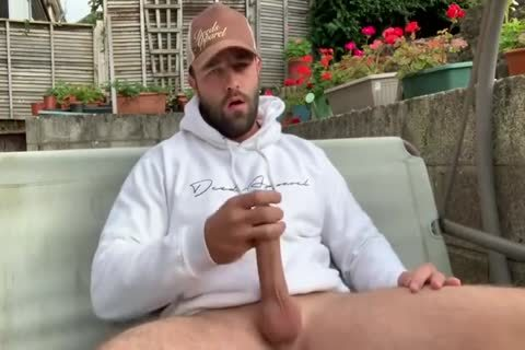 smutty lad Jerks Off