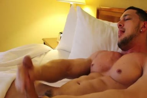 Joey D nipple And Pit Play