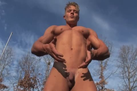 nice-looking Blond Micah J stripped Show