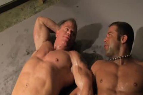Rick Hammersmith Muscle Worshipped Then nailed By Darius Soli