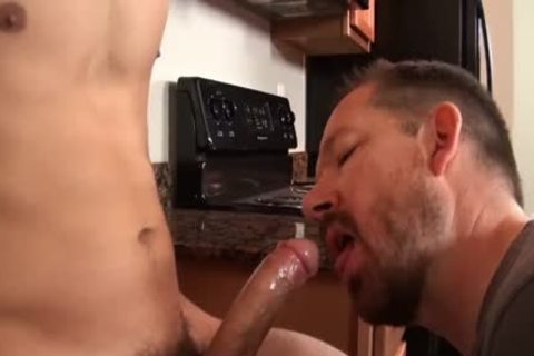 Reluctant juvenile Fit man's spooge Swallowed - FULL clip