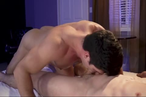 GayRoom - Two Hung dudes Jack Hunter & Daniel Duress plow deep