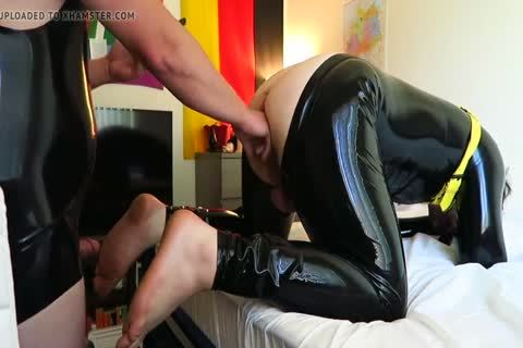banging Latex guys
