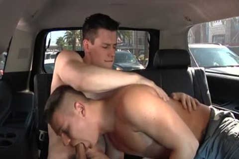The Things you Can Do In The Back Seat Of A Car
