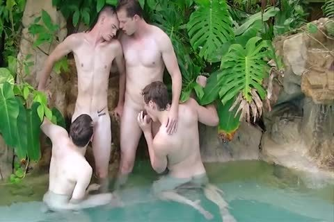 Zeb Atlas Joins A twink orgy