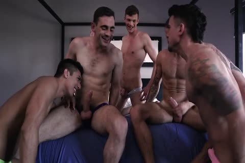 Max Arion S bareback DP orgy.mp4