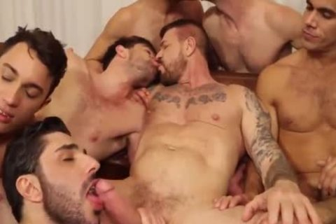 ROCCO orgy-10 chap IN ACTION,suck,plow & cum-WOW!