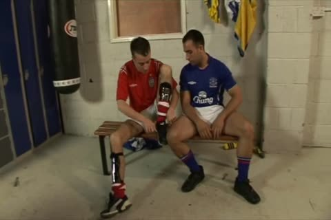 Marco And Jack slam In The Lockerroom