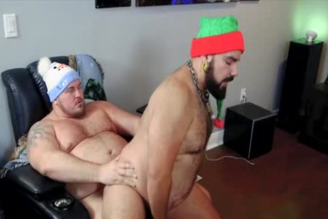 raw Bear Foursome Part two