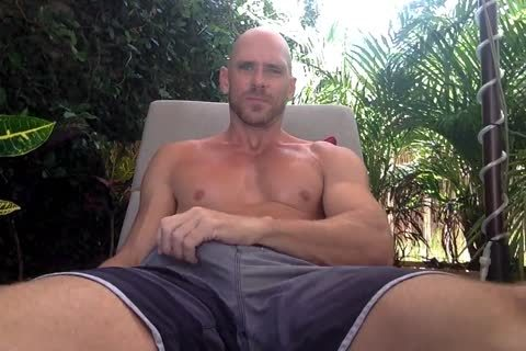 Johnny Sins stroking His large moist 10-Pounder
