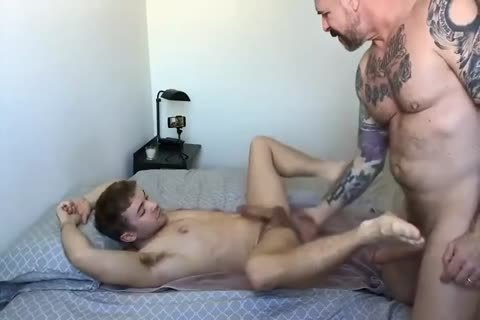 big DICKED DADDY AND HIS lad