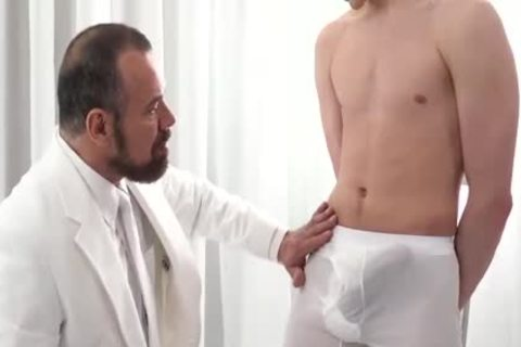 MormonBoyz fine Daddy receives Serviced By A young Missiona