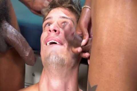 Rectal Examination Turns Into gay DP