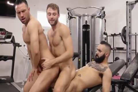 Colby Tucker, Max Adonis And Zaddy (boyfriend P1)