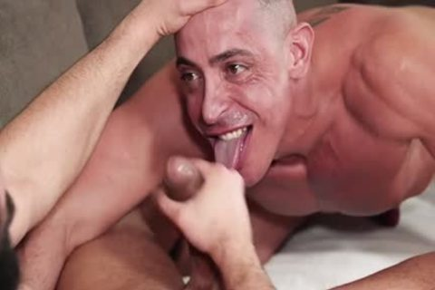 Dalton Sirius pounds Marc Ferrer raw
