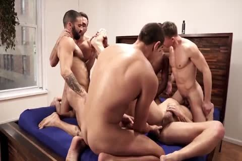 The Lucas males group, bunch sex, And plough (1)