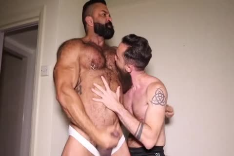 Oily Daddy And The Bearded chap