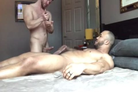 Multi Orgasmic Top Makes White lad Squeal And Moan