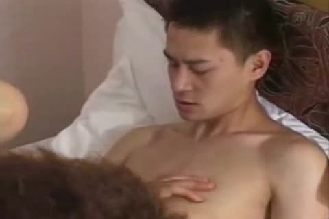 handsome Taiwanese boys sucking and wanking